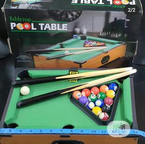 Portable Snooker Set | Books & Games for sale in Lagos State, Lekki