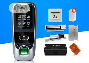 Zksoftware Multibio 700/Iface7 Facial & Fingerprint Access Control | Computer Accessories  for sale in Lagos State, Ikeja