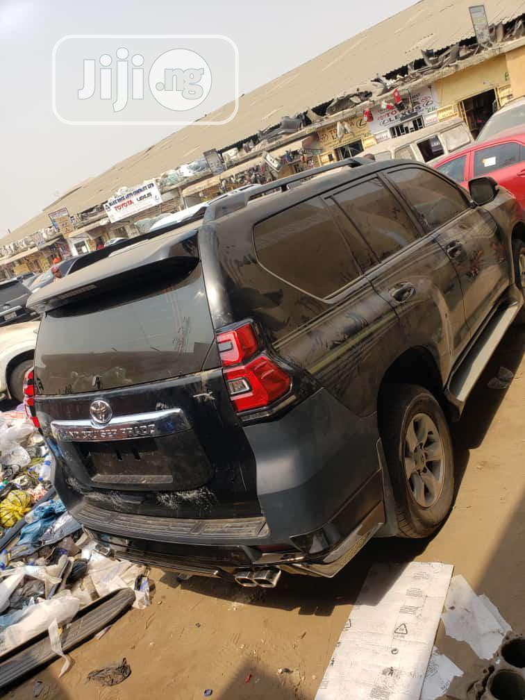 Do U No We Can Upgrade Your Toyota Prado 2010 To 2019 Model