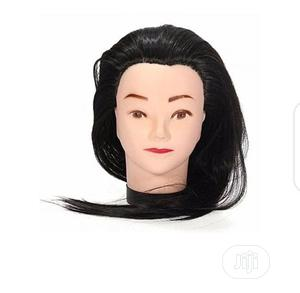 Big Dummy Wig Head Mannequin With Hair( Doll Baby Head) | Hair Beauty for sale in Lagos State, Lagos Island (Eko)