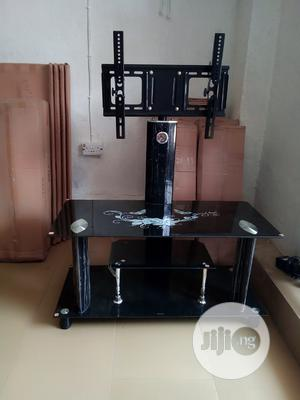 Tv Stand Glass | Furniture for sale in Lagos State, Ojo