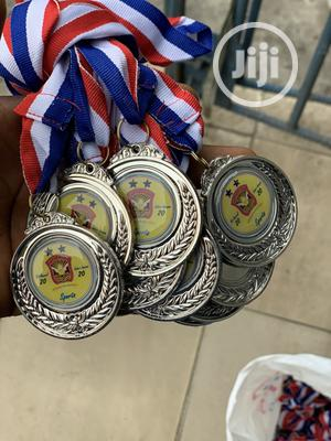 Award Medal With Print | Arts & Crafts for sale in Lagos State, Ikorodu