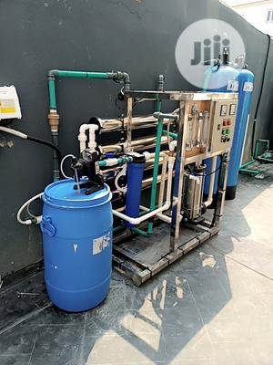 Water Treatment Plant/ Reverse Osmosis/ Purification System   Manufacturing Equipment for sale in Lagos State, Amuwo-Odofin