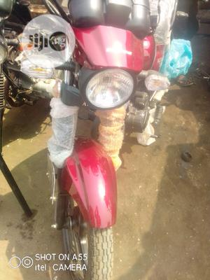 New Kymstone Husky 2020 Red | Motorcycles & Scooters for sale in Lagos State, Yaba