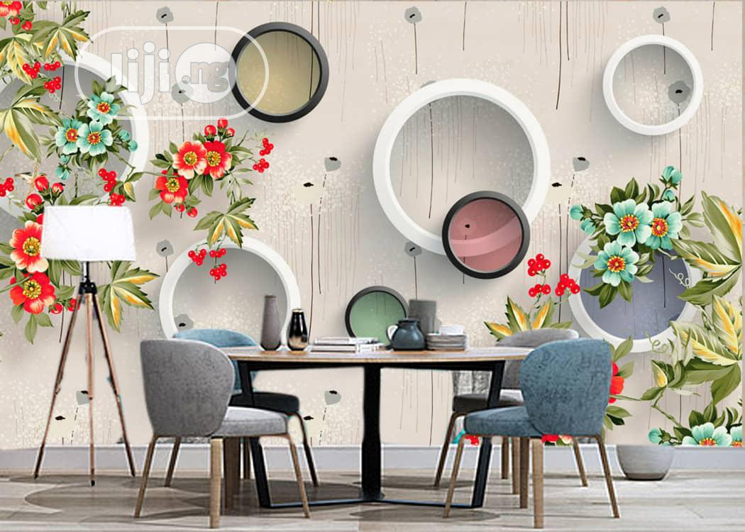 Wallpaper 3d Panel/ Mural   Home Accessories for sale in Onitsha, Anambra State, Nigeria