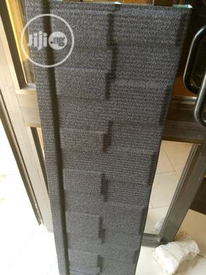 Black Shingle Stone Coated Roofing Sheets.   Building Materials for sale in Lagos State, Ajah