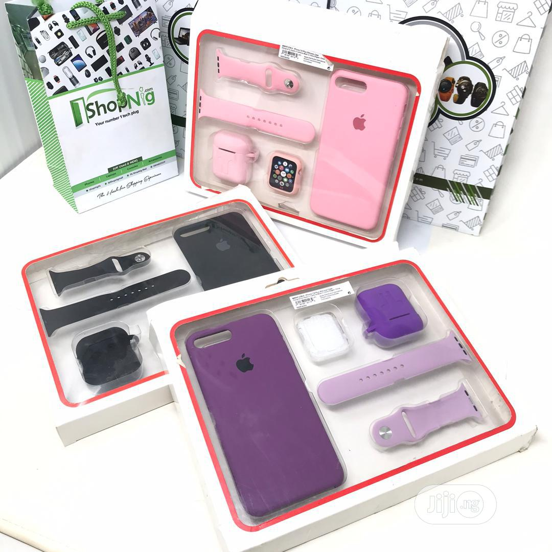 Silicon Case Set For iPhone 7plus And 8plus