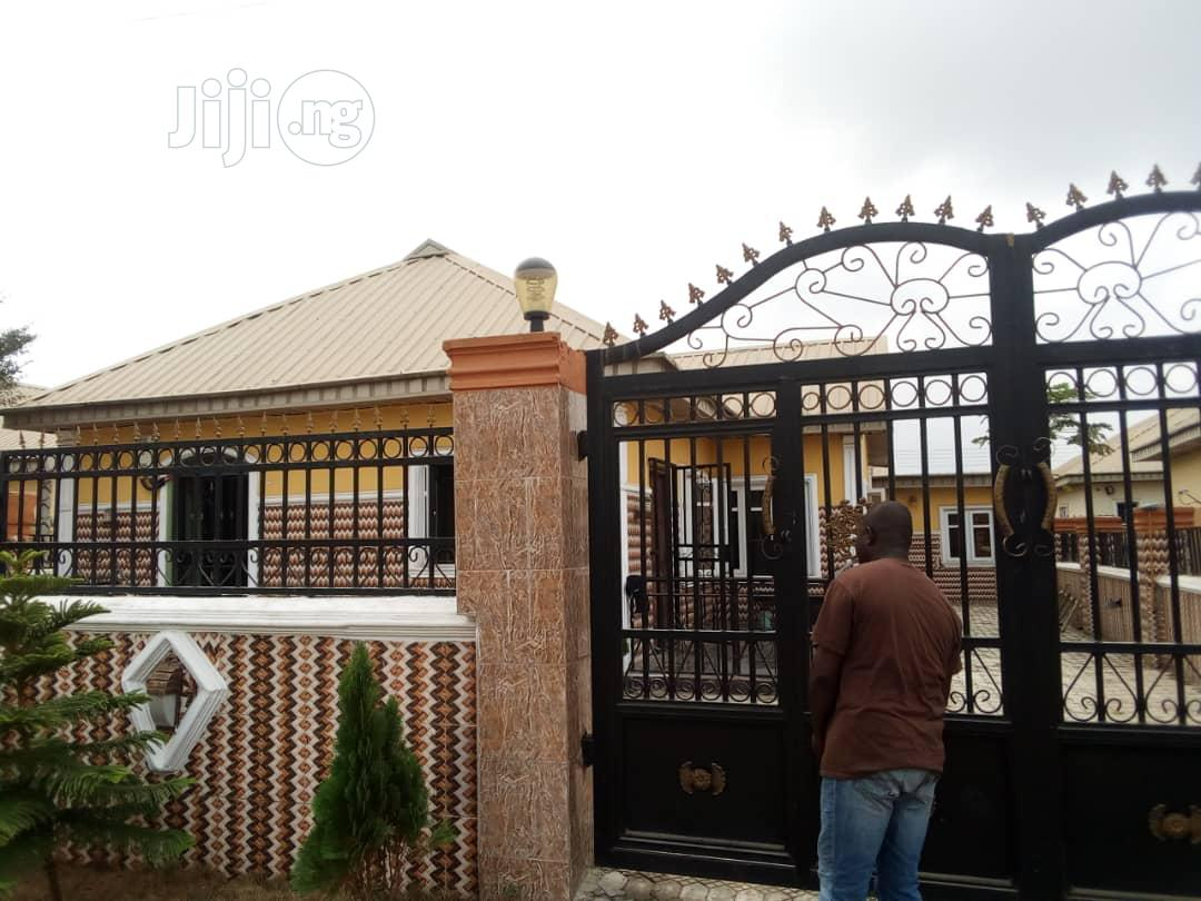3 Bed Room Bungalow Detached House for Sale | Houses & Apartments For Sale for sale in Ojo, Lagos State, Nigeria
