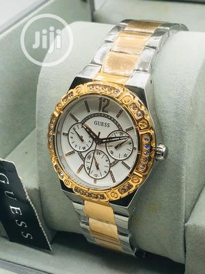 Guess and Omega Men Wristwatch | Watches for sale in Lagos State, Lagos Island (Eko)