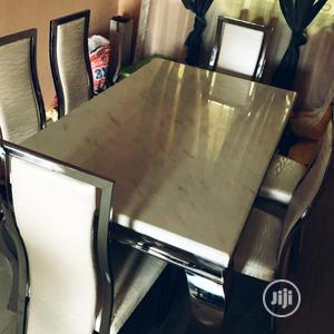 Ideal Marble Dining Table | Furniture for sale in Lagos State, Shomolu