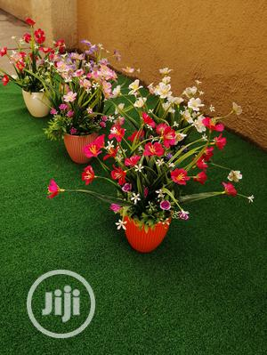 Artificial Mini Potted Flowers For Beautiful Event Decorations   Garden for sale in Lagos State, Ikeja