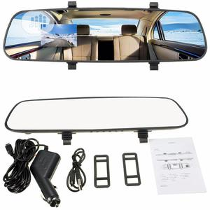 Car Rearview Mirror HD 2.7'' 1080P Camera Dash Cam Video Recorder   Vehicle Parts & Accessories for sale in Lagos State, Lekki