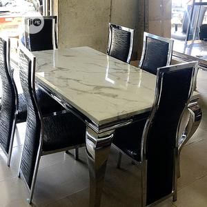 Top Class Marble Dining Table   Furniture for sale in Lagos State, Maryland