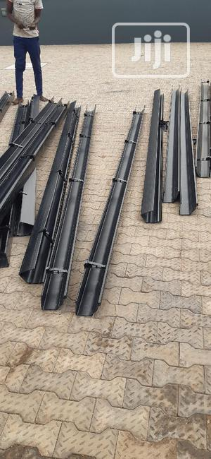 High Quality PVC Water Collector (Black Profile) | Building Materials for sale in Lagos State, Surulere