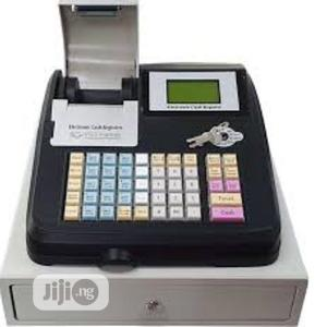 Electronic Cash Register With Customer Display & Cash Drawer | Store Equipment for sale in Lagos State, Ikeja