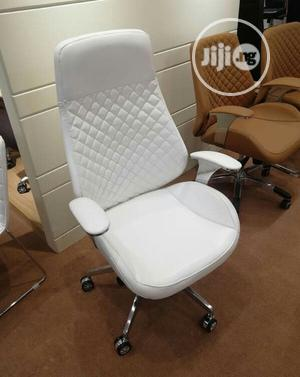 Office White Chair | Furniture for sale in Lagos State, Ojo
