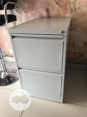 2 Drawers Metal Filling Cabinet | Furniture for sale in Lagos State