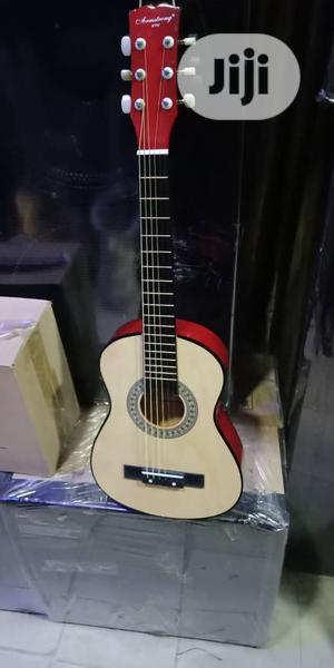 Original Acoustic Children Guitar   Musical Instruments & Gear for sale in Lagos State, Ojo