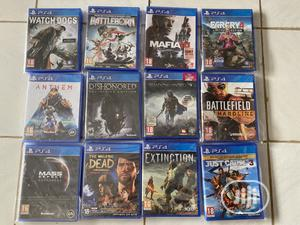 Cheapest PS4 Games | Video Games for sale in Abuja (FCT) State, Central Business District