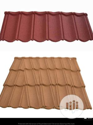 Heritage Tilcor Standard Stone Coated Roof | Building Materials for sale in Lagos State, Ajah