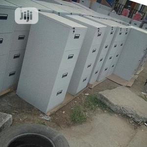Metallic Office Cabinets | Furniture for sale in Lagos State, Shomolu