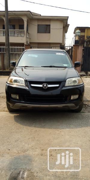 Acura MDX 2006 Black | Cars for sale in Lagos State, Ifako-Ijaiye