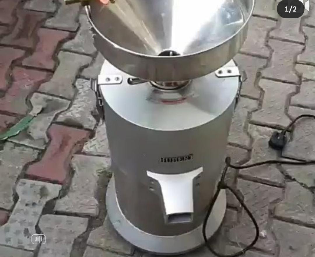 Industrial Tiger Nut Machine