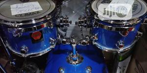 Original 5set Climax Virgin Drum Set | Musical Instruments & Gear for sale in Lagos State, Ojo