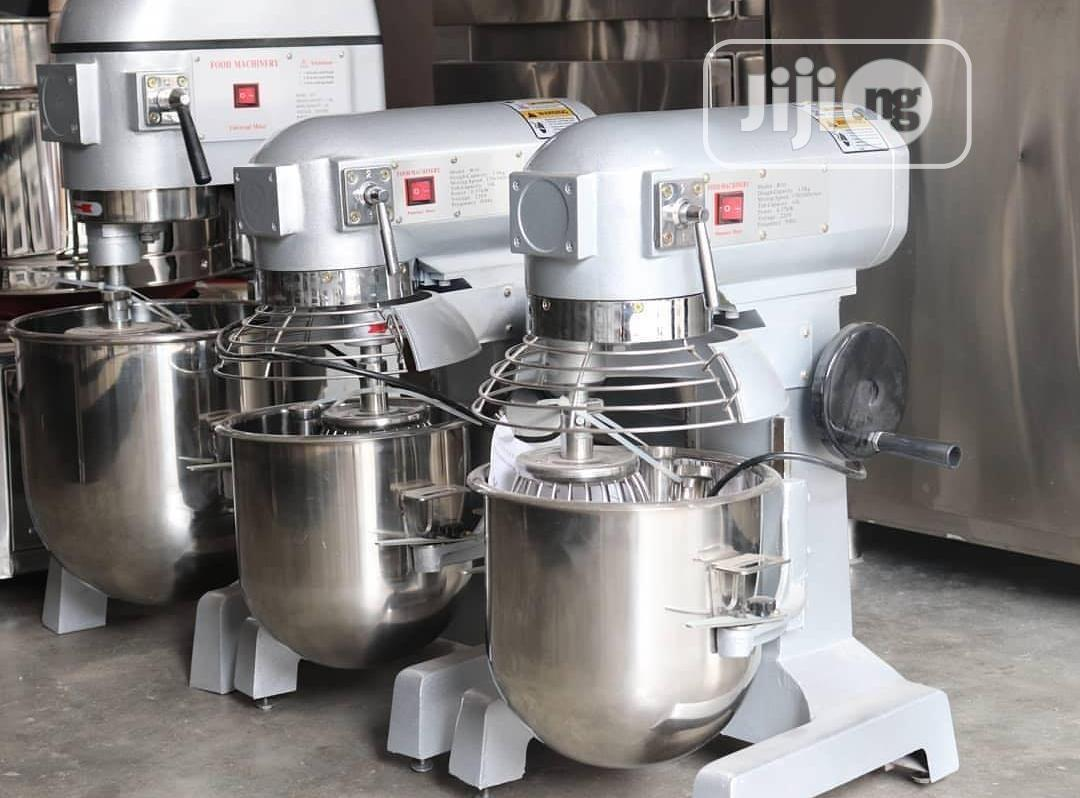 High Quality 10 Litters Cake Mixer