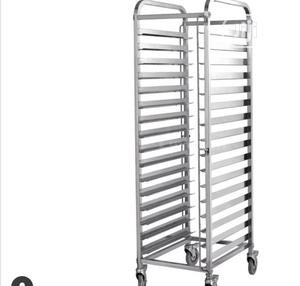 Stainless Steel Tray Rack | Store Equipment for sale in Lagos State, Ojo