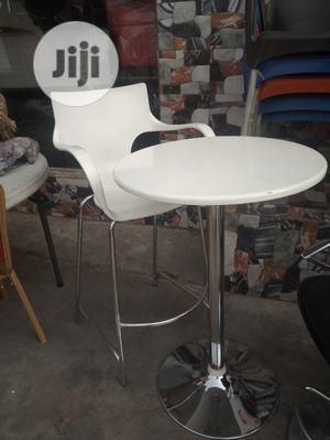 Quality Set of Bar Table and Chair | Furniture for sale in Lagos State, Ikeja