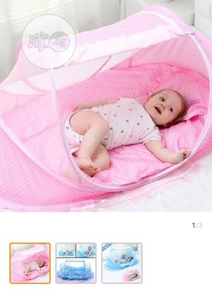 Happy Baby Happy Baby Foldable Baby Crib With Net | Baby & Child Care for sale in Lagos State, Lagos Island (Eko)