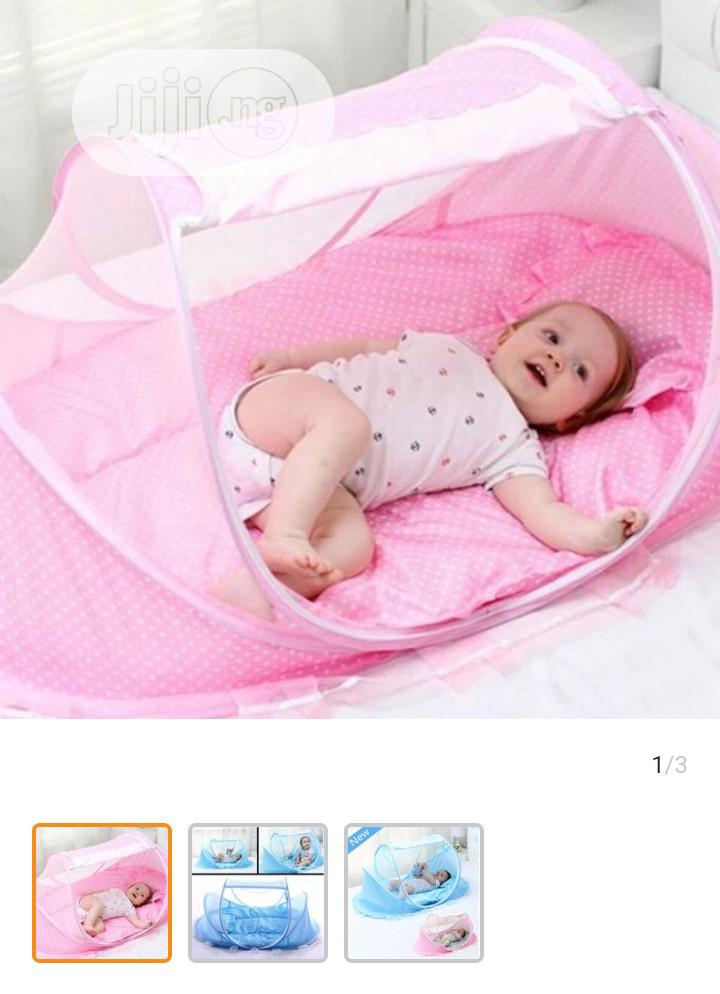 Happy Baby Happy Baby Foldable Baby Crib With Net