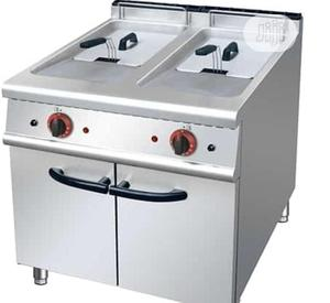 64 Litters Double Basket Electric Deep Fryer | Restaurant & Catering Equipment for sale in Lagos State, Ojo