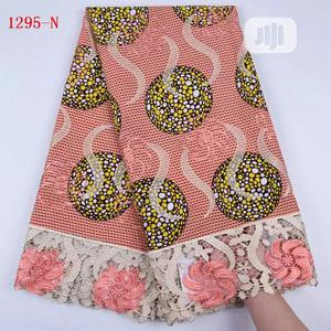 Lace and Ankara (Combination)   Clothing for sale in Abia State, Aba North