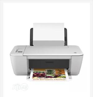 HP Deskjet Ink Advantage 2548 All-in-one Wireless Printer   Printers & Scanners for sale in Lagos State, Ikeja