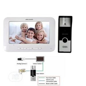 HIKVISION DS-KIS203 Video Doorbell / Door Phone | Home Appliances for sale in Lagos State, Ikeja