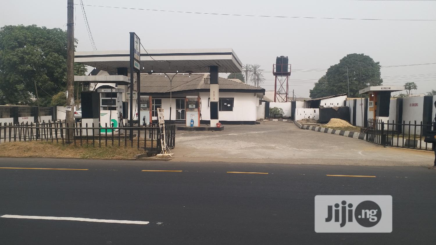 For Sale: Filling Station at Aka Etinan Rd. Off Aka Rd. | Commercial Property For Sale for sale in Uyo, Akwa Ibom State, Nigeria