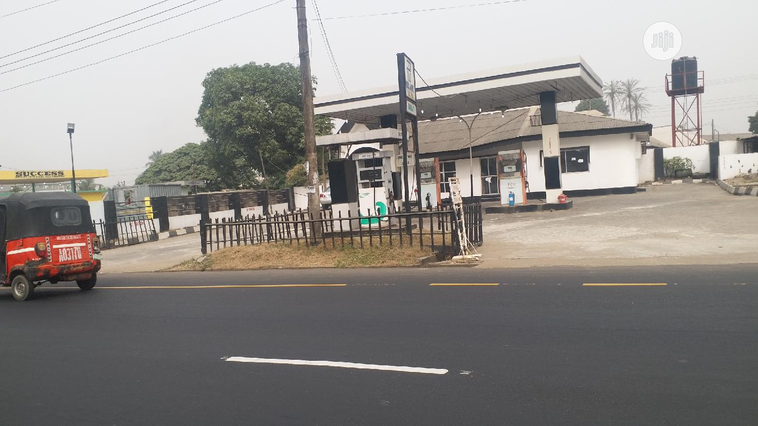 For Sale: Filling Station at Aka Etinan Rd. Off Aka Rd.