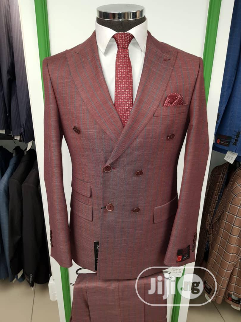 Double Breasted Suit   Clothing for sale in Lekki, Lagos State, Nigeria