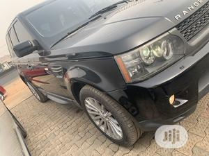 Land Rover Range Rover Sport 2010 HSE 4x4 (5.0L 8cyl 6A) Black | Cars for sale in Lagos State, Ojodu