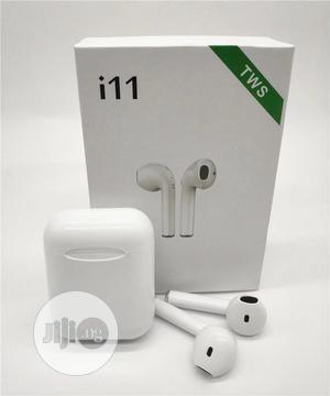 I11 TWS Wireless Bluetooth 5.0 Earphones   Headphones for sale in Rivers State, Port-Harcourt