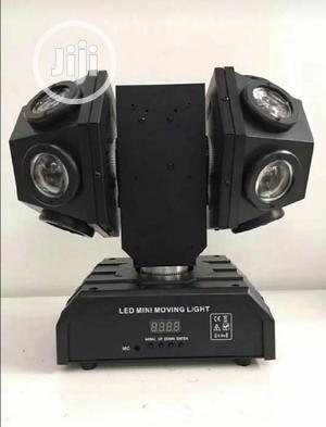 Double Head Crazy Moving Head For Clubs   Stage Lighting & Effects for sale in Lagos State, Lekki