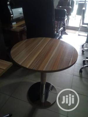 Quality Wooden Round Table   Furniture for sale in Lagos State, Ikeja