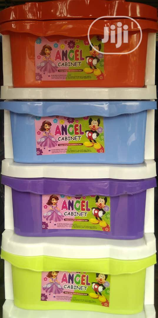 Angel Baby Cabinets