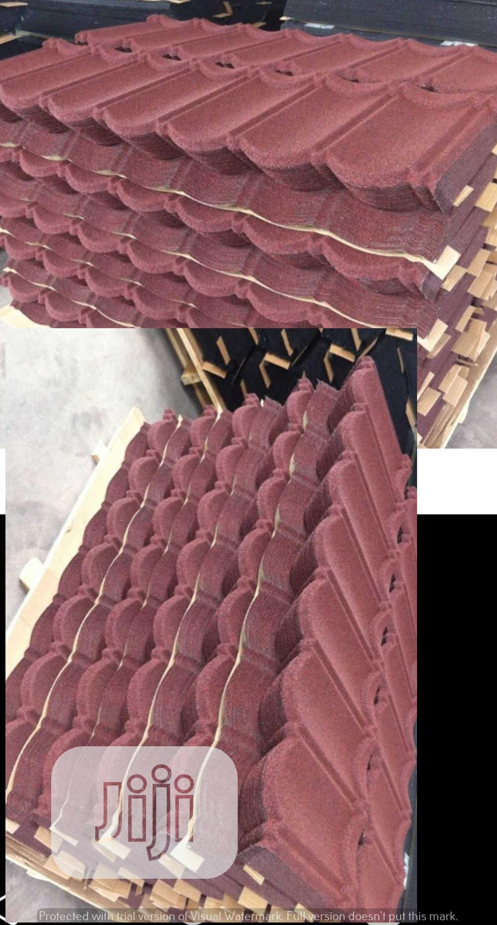 Milano Hps New Zealand Stone Coated Roof