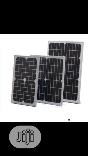 100watts Solar Panel With Warranty,High Quality Performance. | Solar Energy for sale in Lagos State, Ikeja