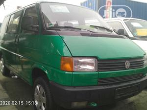 Very Clean And Sharp Volkswagen Transporter 1999 Green   Buses & Microbuses for sale in Lagos State, Apapa
