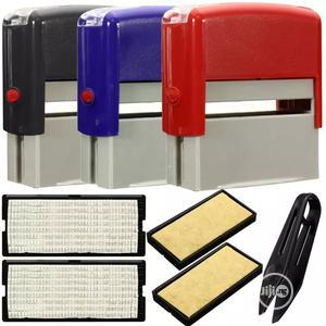 Hand Stamp Ink Coding Machine | Manufacturing Equipment for sale in Lagos State, Surulere