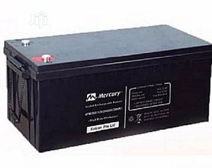 12v 200ah Deep Cycle Battery Brand New With Warranty   Solar Energy for sale in Lagos State, Ikeja